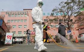 Hàn Quốc có ca tử vong thứ 11 vì virus corona chủng mới, tổng số ca lây nhiễm gần 1000