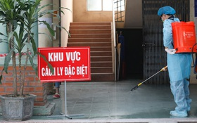 Từ 21h tối nay, hành khách mang quốc tịch Việt Nam sinh sống, học tập, lao động ở Hàn Quốc khi nhập cảnh vào Việt Nam sẽ phải cách ly 14 ngày