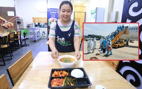 """Vụ đoàn khách Hàn Quốc chê """"ăn uống tồi tệ"""" khi cách ly ở Đà Nẵng: Nhà hàng nấu 22 suất cơm nói gì?"""