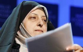 Báo Iran: Phó Tổng thống Iran Masoumeh Ebtekar nhiễm virus corona