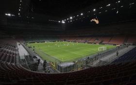 Vì virus Corona, ông lớn của bóng đá Ý phải đá cúp châu Âu tại sân không có khán giả