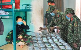 """Cận cảnh bên trong khu cách ly người Việt từ """"tâm dịch"""" virus Corona của Hàn Quốc về Đà Nẵng"""