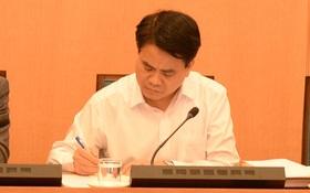 """Hà Nội họp phòng chống dịch Covid-19: """"Đây là giai đoạn cao điểm nhất và nguy cơ nhất đối với thành phố chúng ta"""""""