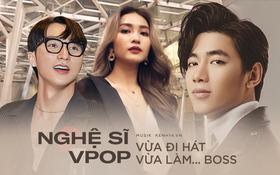 Những tổng tài 9x sáng làm boss, tối đi diễn của nhạc Việt - Chủ tịch Nguyễn Thanh Tùng, Giám đốc Khánh K-ICM cùng loạt sao đúng chuẩn tuổi trẻ tài cao!