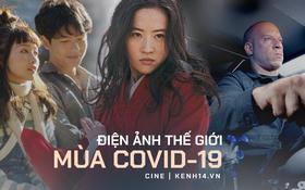 """Điện ảnh toàn cầu """"bốc hơi"""" nghìn tỉ mùa COVID-19: Cùng chấp nhận thiệt hại đổi lấy sự an toàn xứng đáng"""