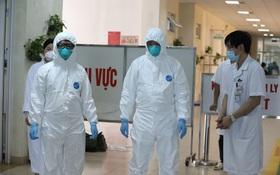 Bộ Y tế thông tin: 7 bệnh nhân mắc Covid-19 diễn tiến nặng trong đó có 2 người nguy kịch đang thở máy, lọc máu