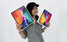 Trải nghiệm nhanh iPad Pro 2020 đầu tiên tại Việt Nam, khác biệt với cụm camera sau, giá từ 26,9 triệu đồng