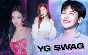 """Loạt idol mang đậm """"chất"""" YG: Rosé và đàn chị giọng """"độc"""" có 1-0-2, từ G-Dragon tới Jennie đều """"rap ra lửa"""", hội visual tiên tử thì đỉnh miễn bàn"""