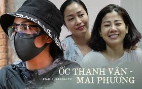 """Ốc Thanh Vân nghẹn ngào tại tang lễ nghệ sĩ Mai Phương: """"Mới hôm trước còn phải ngồi gục suốt, giờ em ấy đã được ngủ rồi"""""""