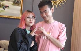 """MisThy pose ảnh tình tứ cùng streamer Quang Cuốn, fan nhiệt tình """"đẩy thuyền"""", nhưng hóa ra chỉ là cú lừa!"""