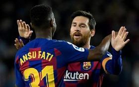 Chính thức: Messi và đồng đội chấp nhận giảm 70% lương để giúp nhân viên đội bóng hưởng trọn vẹn 100% lương