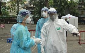 Nóng: Bộ Y tế cử tổ công tác đặc biệt hỗ trợ Hà Nội dập dịch Covid-19 từ 10/4
