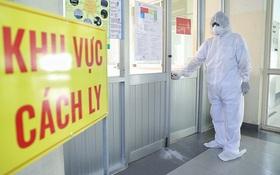 Bộ Y tế công bố 5 ca nhiễm Covid-19 mới nâng tổng số lên 212: 1 người của công ty Trường Sinh