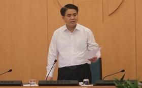 """Chủ tịch Hà Nội: """"Thành phố chỉ có 300 máy thở/ 8 triệu dân, do đó cần làm tốt công tác phòng ngừa"""""""
