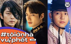 """9 gương mặt """"hạng thẻ đế vương"""" đắt giá nhất truyền hình xứ Hàn vừa kết nạp thêm """"Bệ Hạ Bất Tử"""" Lee Min Ho rồi nè chị em ơi"""