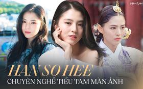 """Han So Hee - """"Visual"""" của Thế Giới Hôn Nhân: Phất lên nhờ tiếng bản sao Song Hye Kyo, chọc sôi gan hội vợ cả nhờ vai tiểu tam đáng ghét"""