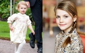5 nàng Công chúa nhỏ của Hoàng gia châu Âu: Từ bé đến lớn đều thấy phong cách và khí chất đầy quyền quý