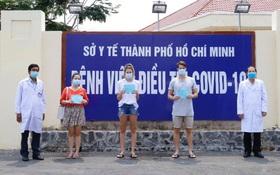 Tin vui: Thêm 4 bệnh nhân Covid-19 bình phục, lần đầu tiên số ca khỏi bệnh ở Việt Nam nhiều hơn số ca đang điều trị