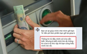 """Chuyển nhầm 30 triệu qua tài khoản Vietcombank của người lạ rồi truy SĐT để nhắn tin như """"đòi nợ"""": Dân mạng bất bình, ngân hàng lên tiếng"""