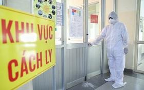 Kết quả xét nghiệm SARS-CoV-2 của người bán ly trà đường cho bệnh nhân Covid-19