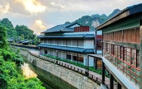 """Khu suối khoáng Onsen """"độc nhất vô nhị"""" ở Việt Nam: đẹp và xịn như Nhật Bản, vừa mở đã kín lịch hết tháng"""