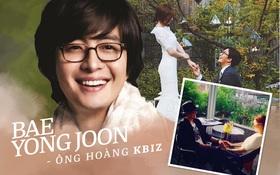 """Bae Yong Joon: Quá khứ nghèo khổ, bị giới hào môn chối bỏ rồi thành """"ông hoàng Kbiz"""" hô biến mỹ nhân """"Vườn sao băng"""" thành bà hoàng"""