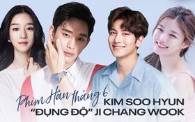 """Hai mỹ nam Kim Soo Hyun """"đụng độ"""" Ji Chang Wook ác liệt đường đua phim Hàn tháng 6"""