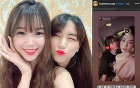 """Hoà Minzy khen bạn gái Quang Hải """"ở ngoài xinh hơn"""" và mối quan hệ thân thiết với các nàng WAG"""