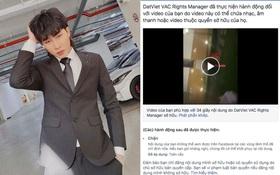 """Xôn xao hình ảnh công ty chủ quản của Jack thẳng tay """"đánh chặn"""" toàn bộ video nghi vấn nam ca sĩ nói xấu Sơn Tùng M-TP và ViruSs?"""