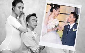 HOT: Đàm Thu Trang khoe bụng bầu to, chính thức xác nhận có con đầu lòng với Cường Đô La sau 1 năm về chung nhà!