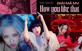 """Giải mã """"How You Like That"""": 7 hình xăm bí ẩn trên người Jisoo, hành trình BLACKPINK """"thống trị"""" thế giới và trở thành những Nữ thần Chiến thắng"""