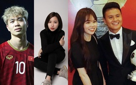 Học vấn dàn bạn gái cầu thủ Việt: Ai cũng biết vợ sắp cưới của Công Phượng siêu đỉnh nhưng 3 nàng nữa cũng chẳng kém!