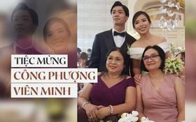 Lộ bức ảnh Công Phượng và Viên Minh diện trang phục cưới lộng lẫy tại khách sạn 5 sao