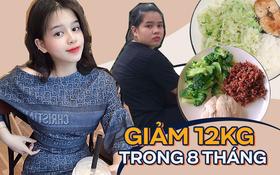 """""""Nàng béo"""" Tuyên Quang có màn lột xác ngoạn mục: giảm được 12kg chỉ trong 8 tháng"""