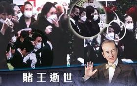 Diễn biến tang lễ trùm sòng bạc Macau: Vợ con khóc nức nở, bà Hai ngã bệnh nặng, ảnh hiếm của đại gia tộc được trình chiếu