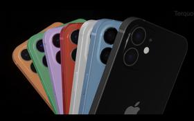 Concept iPhone 12, iPhone 12 Max lại lên sóng rõ nét, đủ cả cấu hình lẫn tính năng