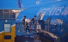 Phi công người Anh đã rời TP.HCM đến Hà Nội, sẽ hồi hương trên chiếc máy bay mình từng cầm lái