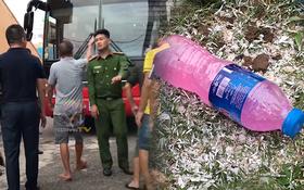 Nóng: Nghi ngờ HLV thủ môn Quảng Nam mang vật thể lạ vào Thiên Trường, CĐV tại Nam Định tức giận rồi đuổi đánh ngay trên sân