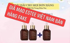 """Chị em cảnh giác: Page giả mạo Estee Lauder Việt Nam bán hàng fake cực tinh vi, hình ảnh """"xịn sò"""" như thật lại còn chạy quảng cáo rầm rộ"""
