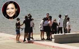 """Dàn cast """"Glee"""" vội vã tới hiện trường cùng gia đình cầu nguyện cho Naya Rivera, thêm tình tiết xót xa về vụ mất tích"""