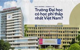 Top những trường Đại học có học phí thấp nhất Việt Nam, chưa đến 10 triệu⁄năm