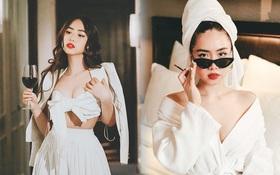 """Profile khủng của nữ chính tập 11 """"Người ấy là ai"""": Từng sống ở Nga, du học tại Úc, hot beauty blogger đạt nút bạc Youtube"""