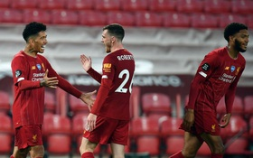 Mưa bàn thắng xuất hiện ở Anfield trong ngày Liverpool đánh bại Chelsea, đường hoàng tổ chức màn nâng cúp Premier League sau 30 năm chờ đợi