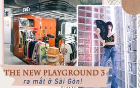 """The New Playground khai trương khu mua sắm dưới lòng đất thứ 2 tại Sài Gòn, giới trẻ nhận xét: Mọi thứ đều """"nhỉnh"""" hơn địa điểm cũ rất nhiều!"""