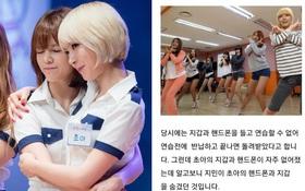 Netizen tiếp tục soi ra bằng chứng Jimin bắt nạt ChoA (AOA): Ăn cắp đồ, cướp quà fan tặng, đàn áp từ thời là thực tập sinh?