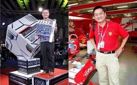 Nóng: Chủ tịch kiêm CEO hãng phần cứng MSI bất ngờ tử vong vì tai nạn, game thủ thế giới đồng loạt bày tỏ sự tiếc nuối