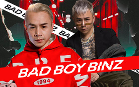 """BINZ: Từ chàng thơ si tình của rap Việt trở thành """"trai hư không cần diễn"""" chuyên thả thính bằng lời mật ngọt"""
