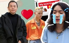 """Chuyện không thể ngờ: Binz được Decao """"thả thính"""" trên Instagram, nữ chính ngôn tình Châu Bùi thành nữ phụ đam mỹ?"""