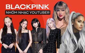 Kênh Youtube của BLACKPINK sau 4 năm: 10 tỷ view, tốc độ tăng trưởng gấp đôi Taylor Swift, lượt đăng ký đứng thứ 2 toàn cầu!