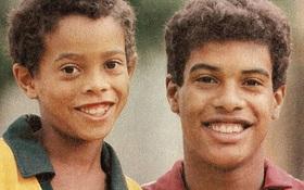 Chân dung ông anh quý hóa của huyền thoại Ronaldinho, người đã đưa cả hai anh em vào tù